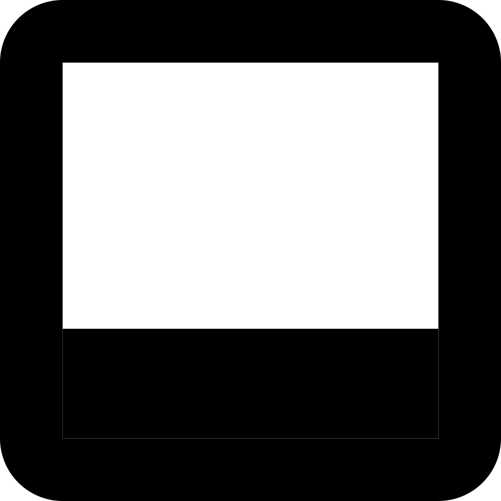 Svg objects rectangle. In square png icon