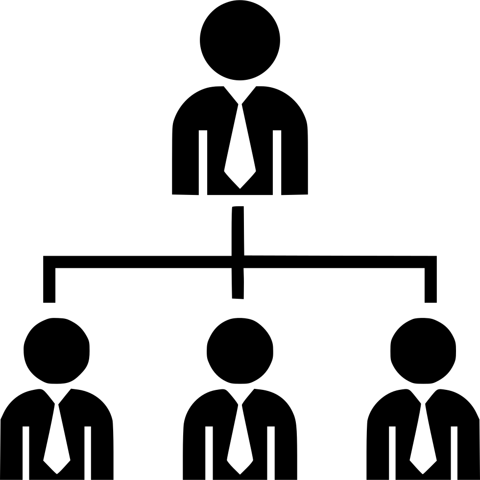 Svg org chart. Organization png icon free