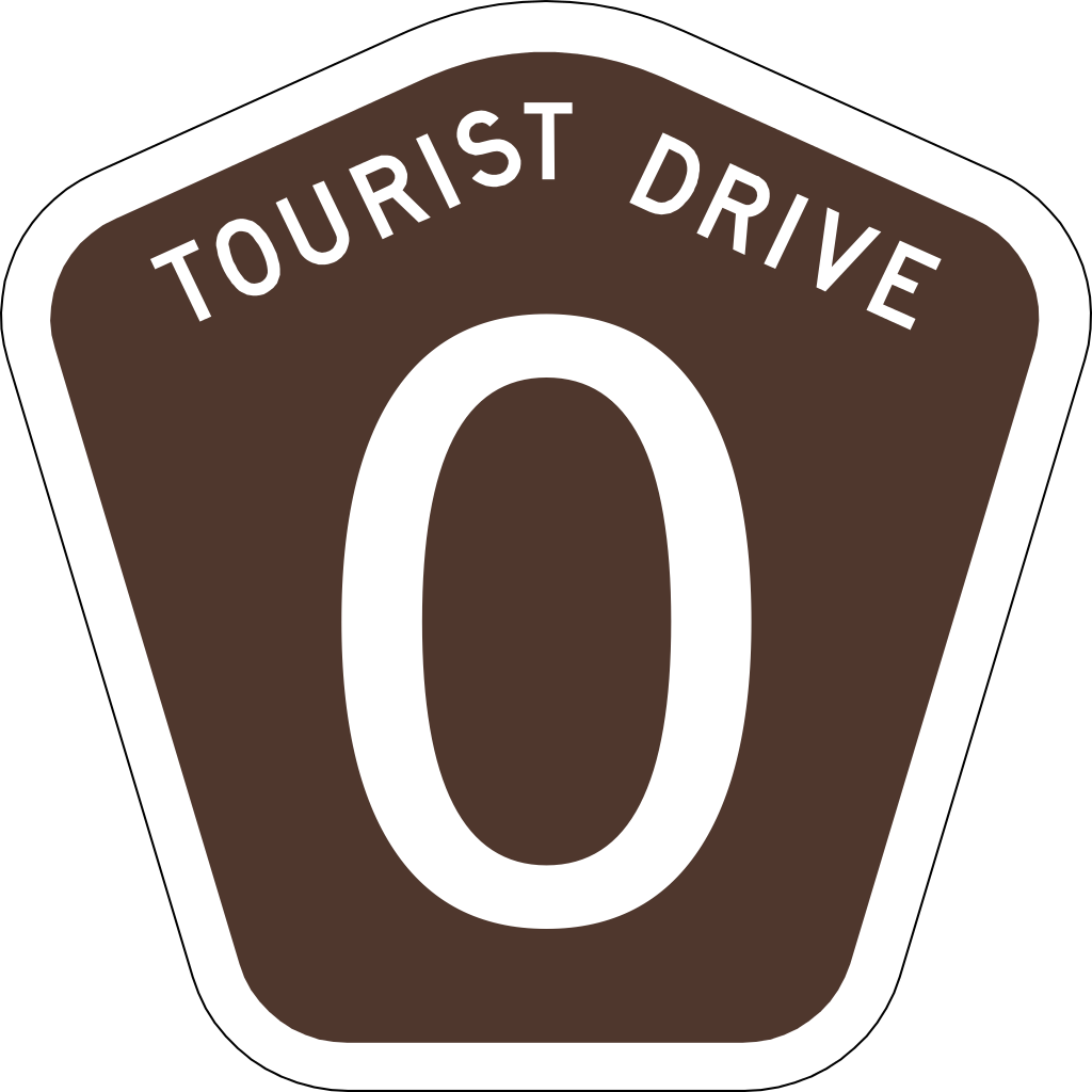 Svg preview thumbnail. File australian tourist drive