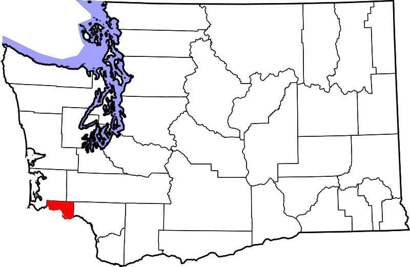 Svg properties counties. File map of washington