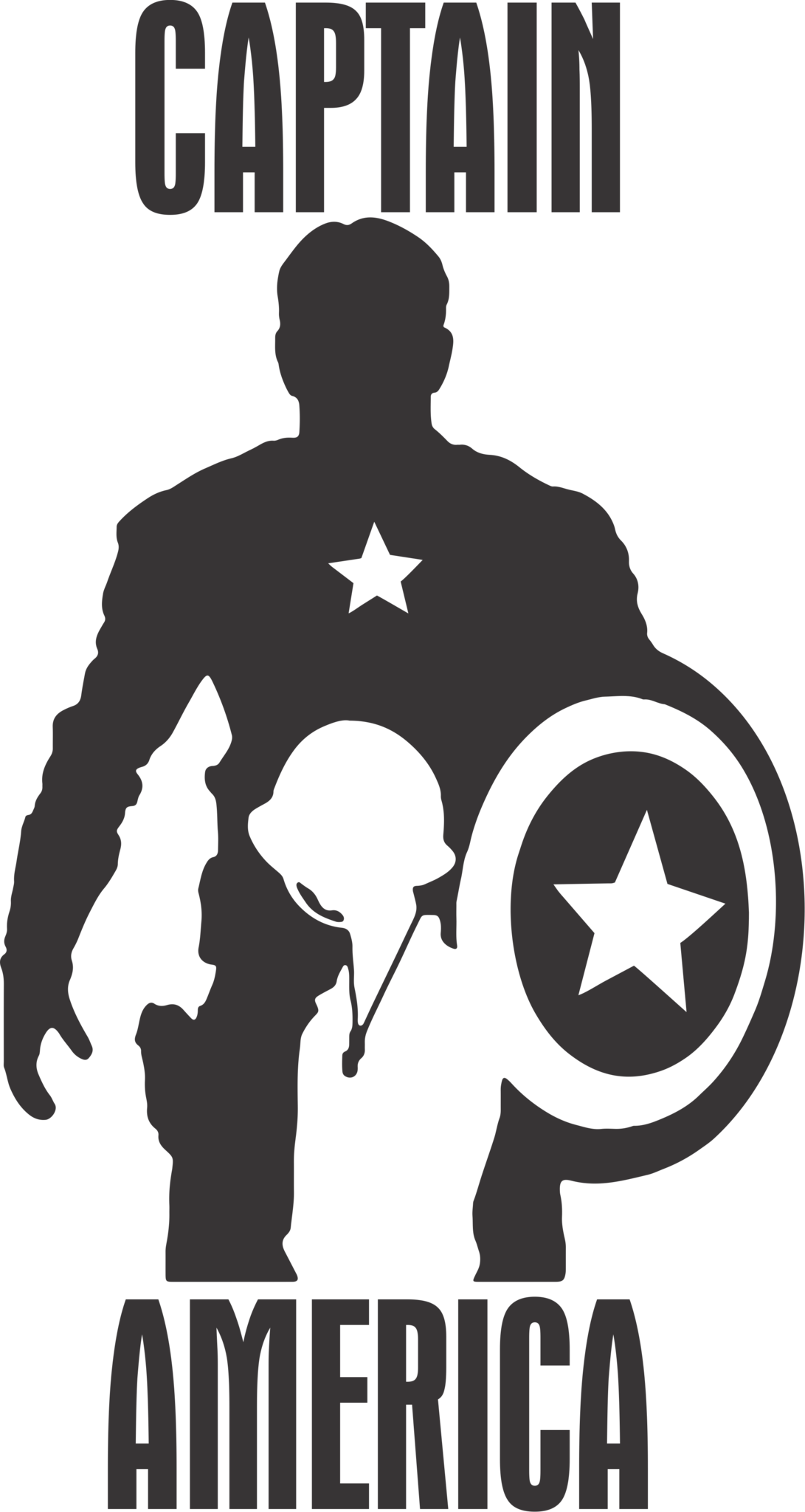 Svg silhouette captain america. Guided by faith designs