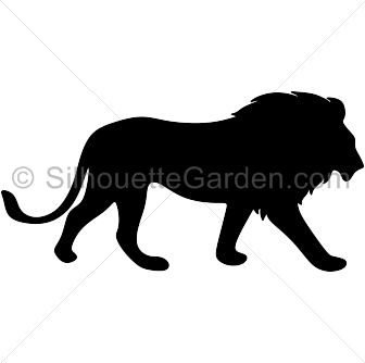 Pin by muse printables. Svg silhouette lion king black and white download