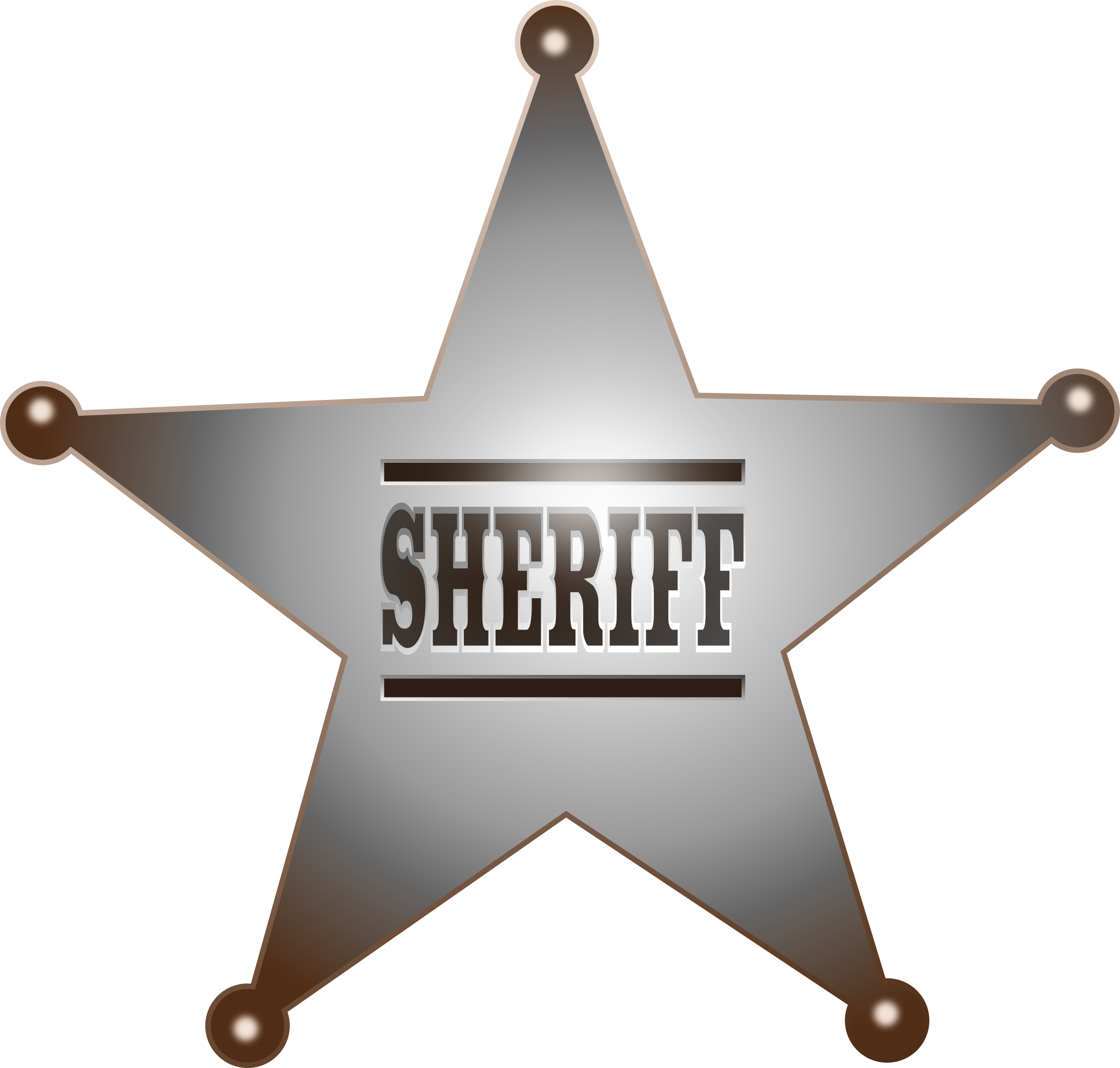 Svg star sheriff. Icons png free and