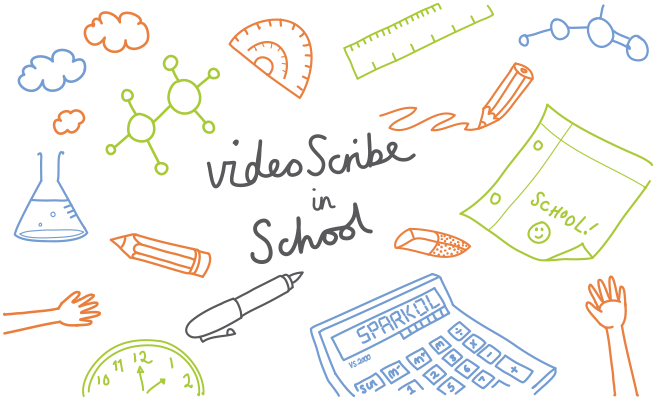 Svg studio videoscribe. In schools case study
