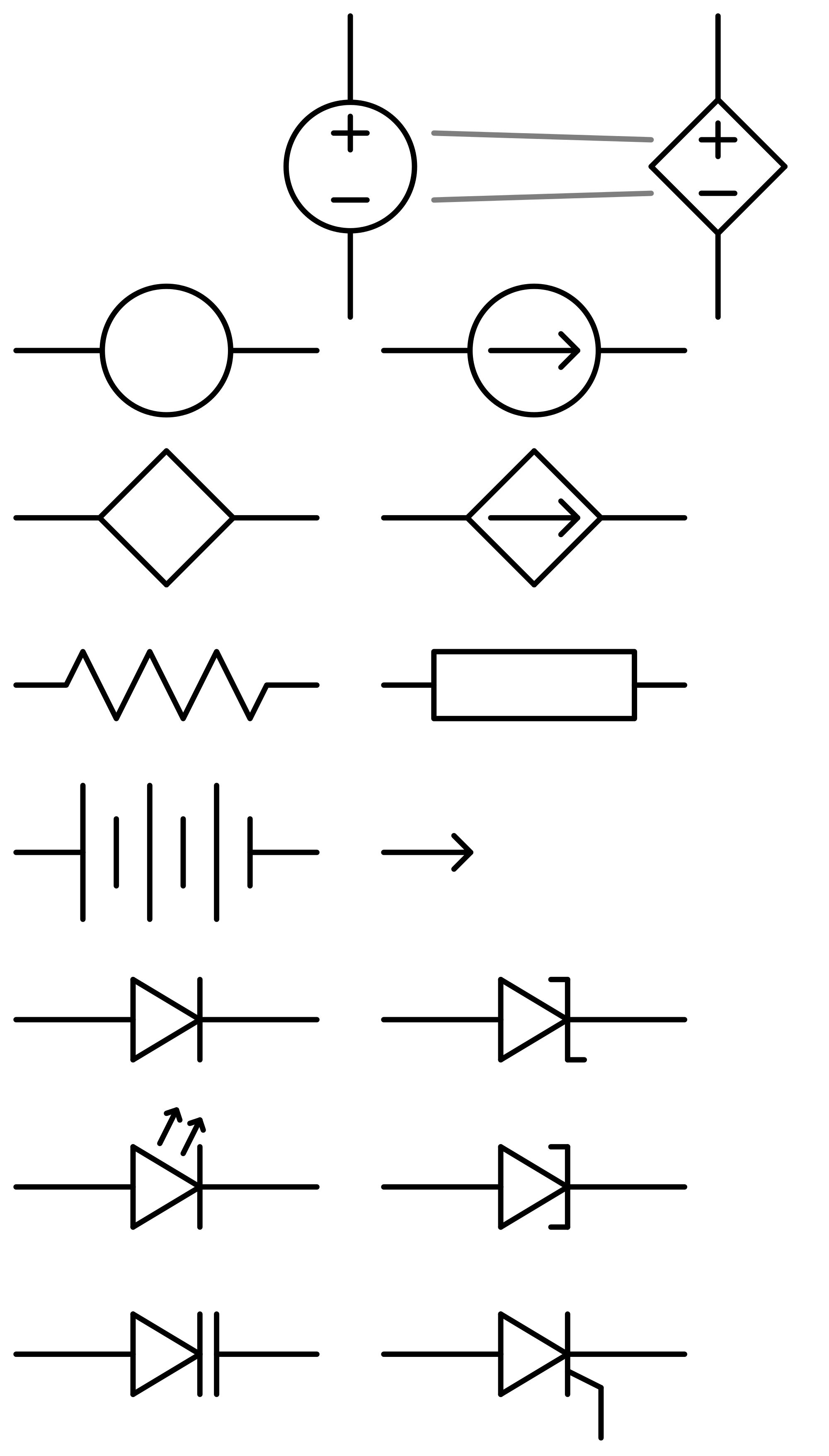 Svg symbols circuit. File omegatron electrical px