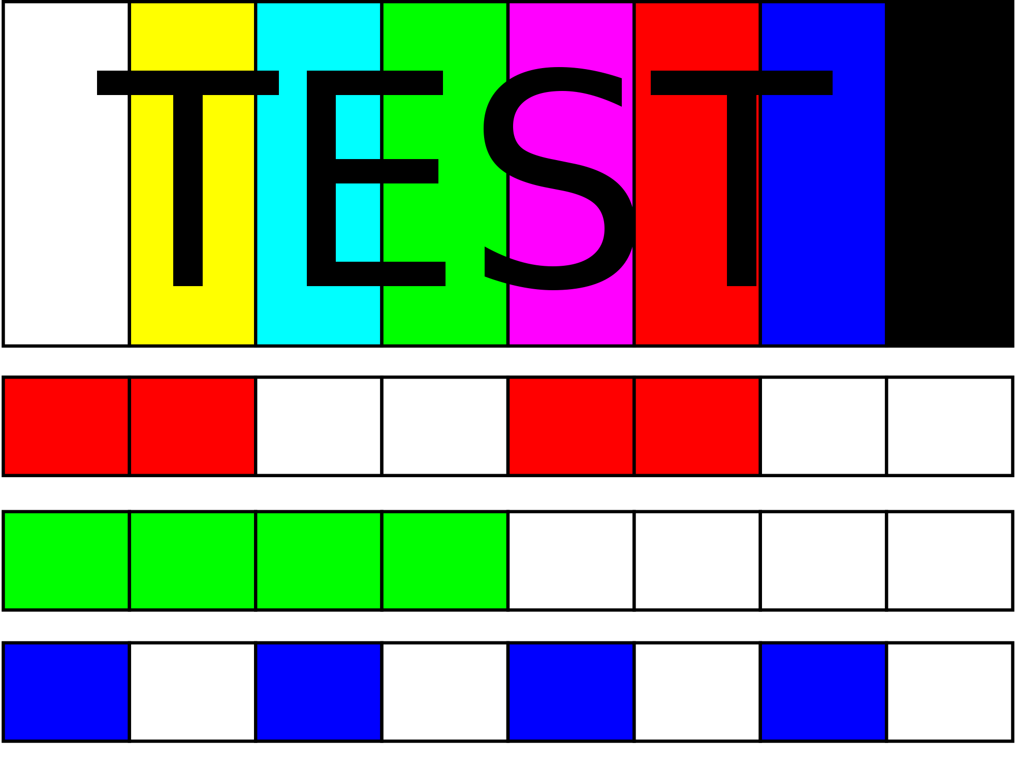 Svg test file. Wikimedia commons open