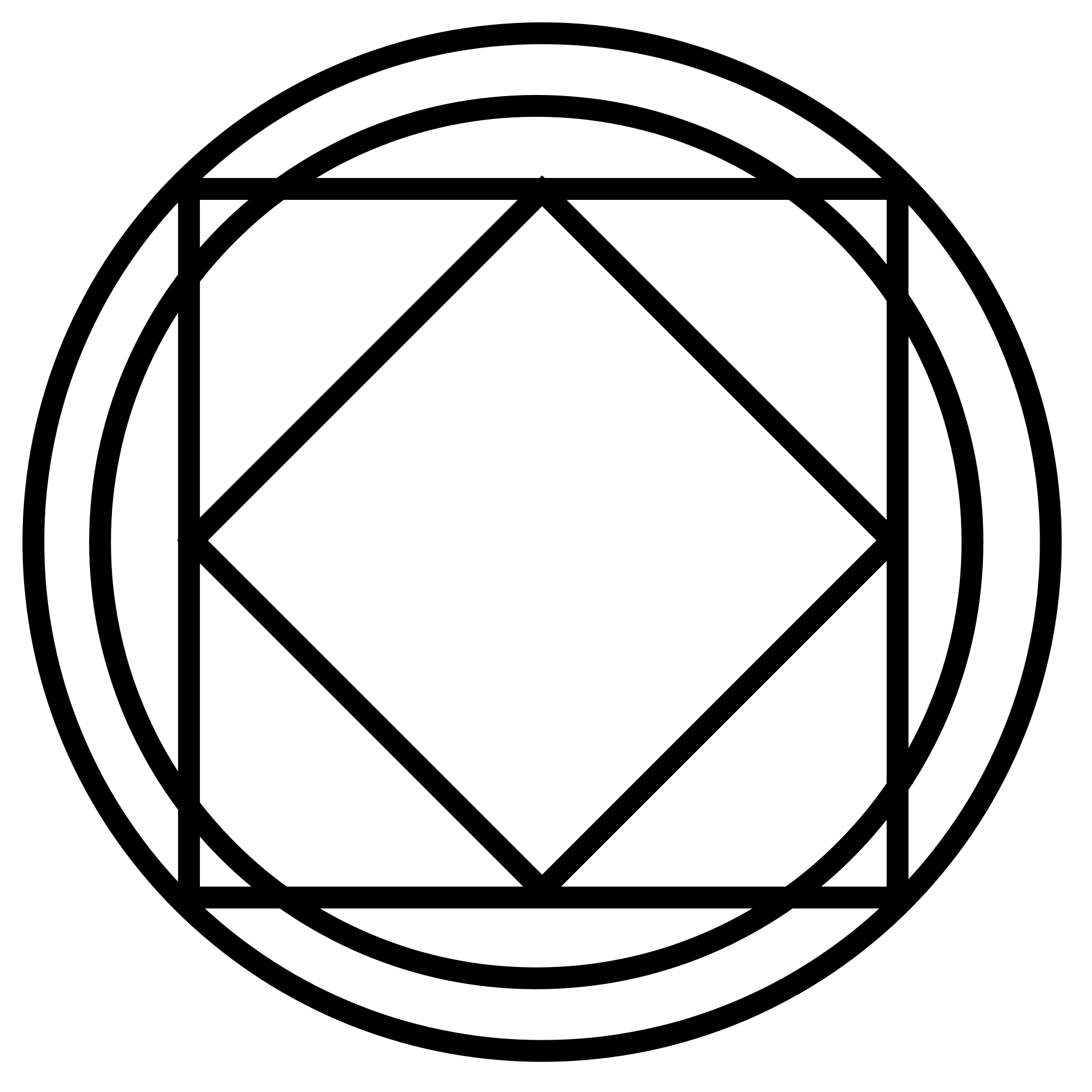 Vector alchemy black. File alchemic circle fma