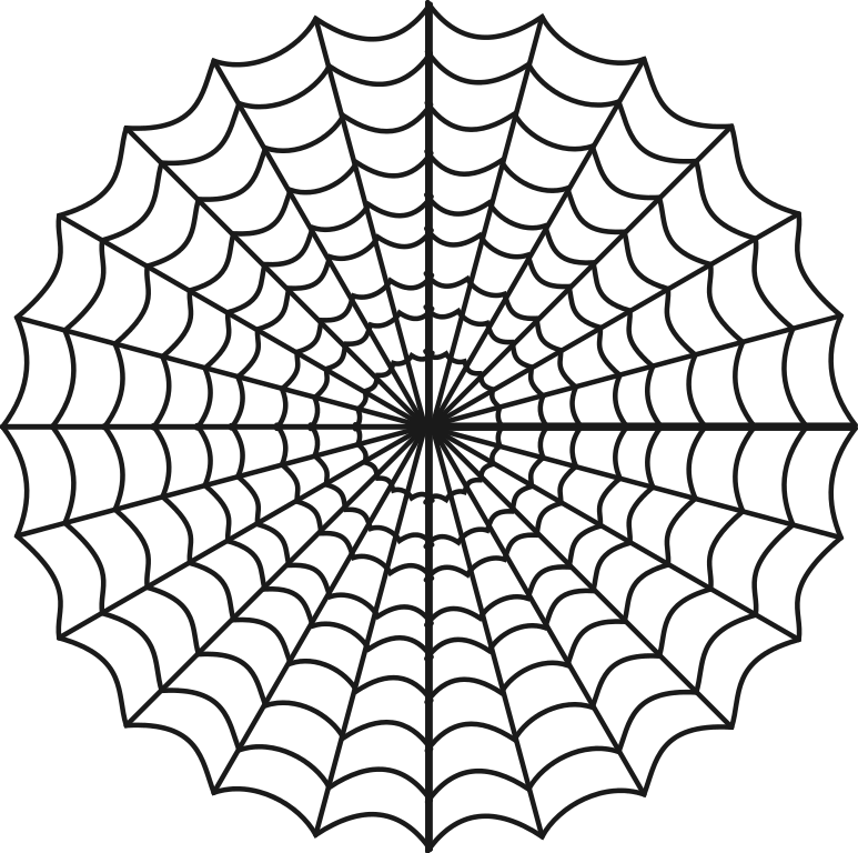 Svg web clipart. File spiders wikimedia commons