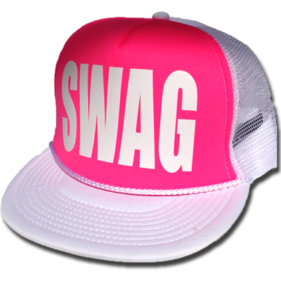 Swag transparent flat bill. Png picture all