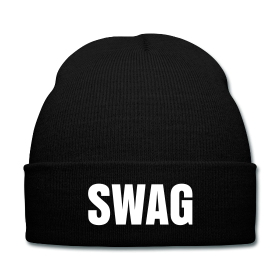 Swag transparent trill. Gold tribal wave knit