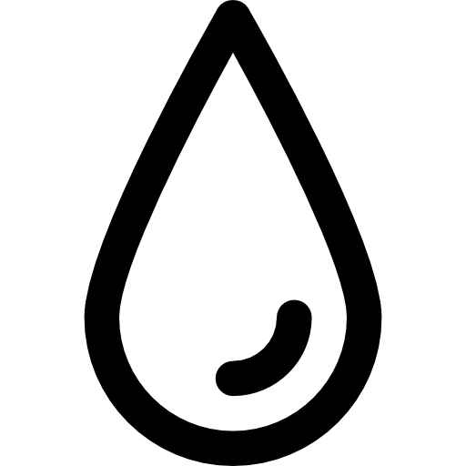 Sweat drip png. Or tear drop outline