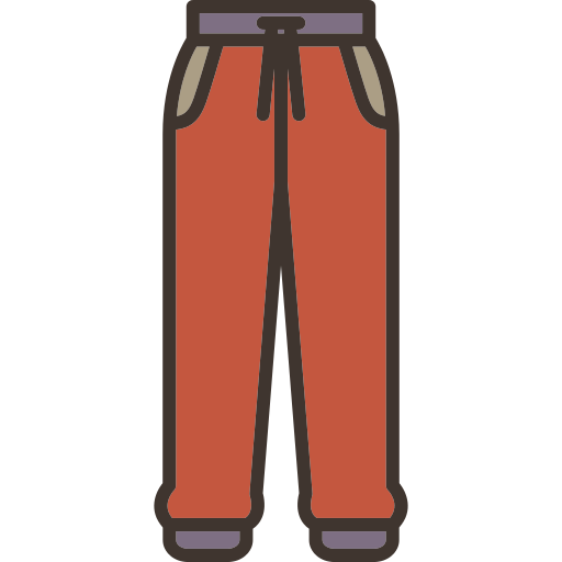 Sweatpants vector. Png icon repo free