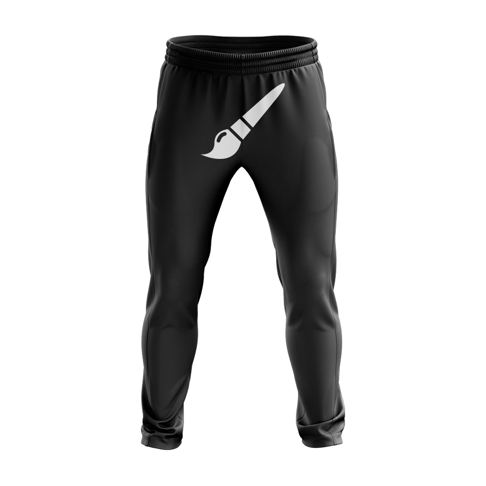 Sweatpants vector. Design