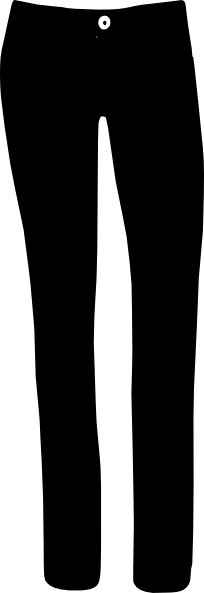 Sweatpants vector black. Images of clipart spacehero