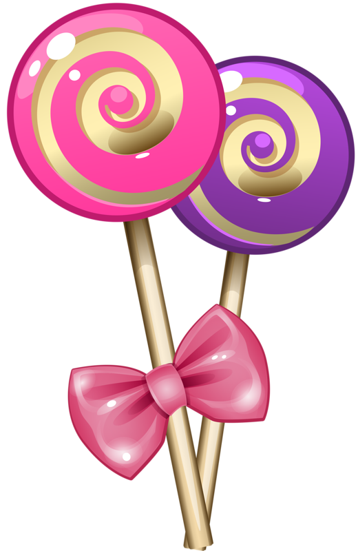 Sweet clipart pink. Png clip art