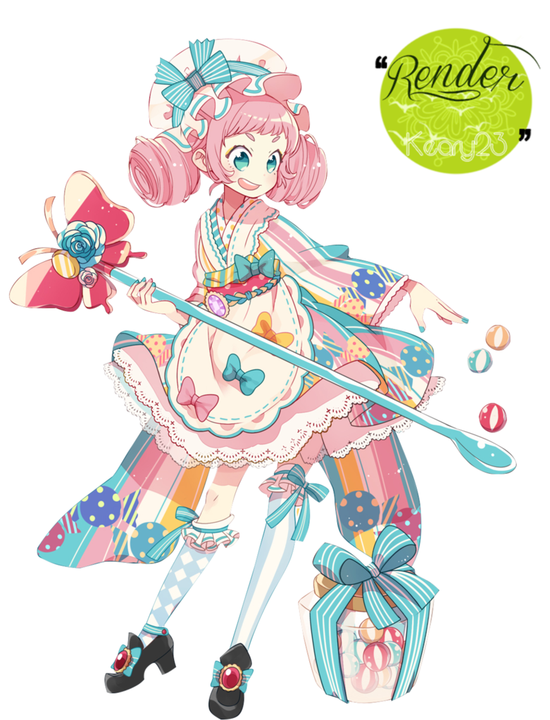 Drawing candy anime. Sweet girl cute pinterest