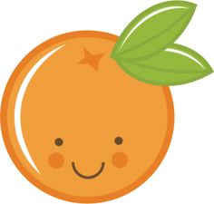 Sweet orange. Free cliparts download clip