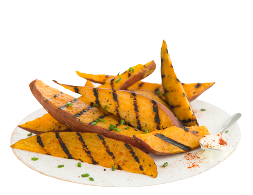 Sweet potato fries png. Wedges centra