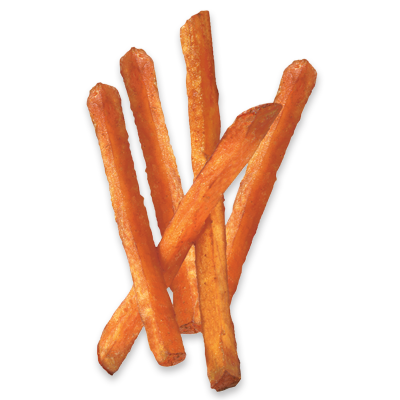 Sweet potato fries png. Moores straight cut new