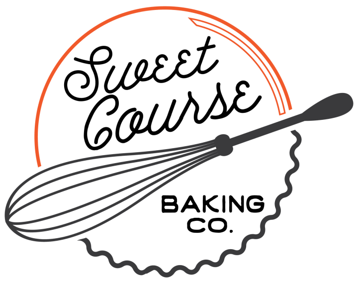 Sweets clipart bakery product. Sweet course baking co