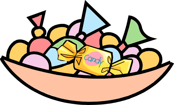 Sweets clipart candy basket. Free sweet cliparts com