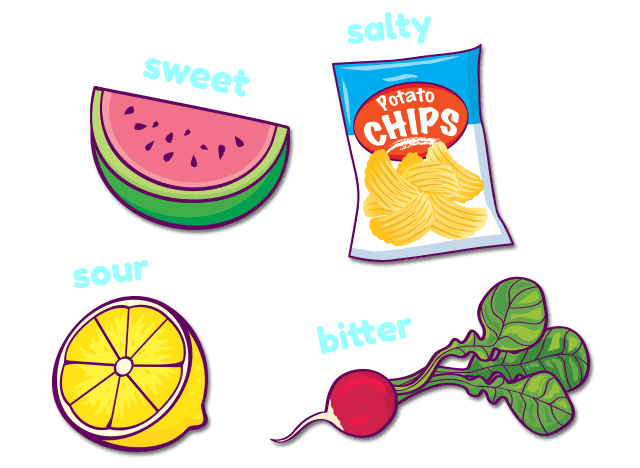 Sweets clipart food taste. A smell test ology