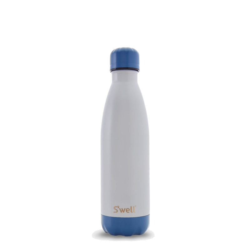 Swell water bottle png. S well nautical bottles