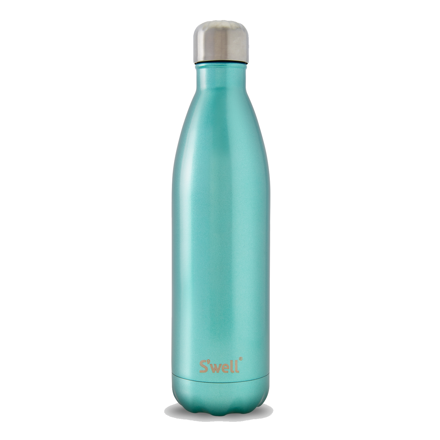 Swell water bottle png. S well sweet mint