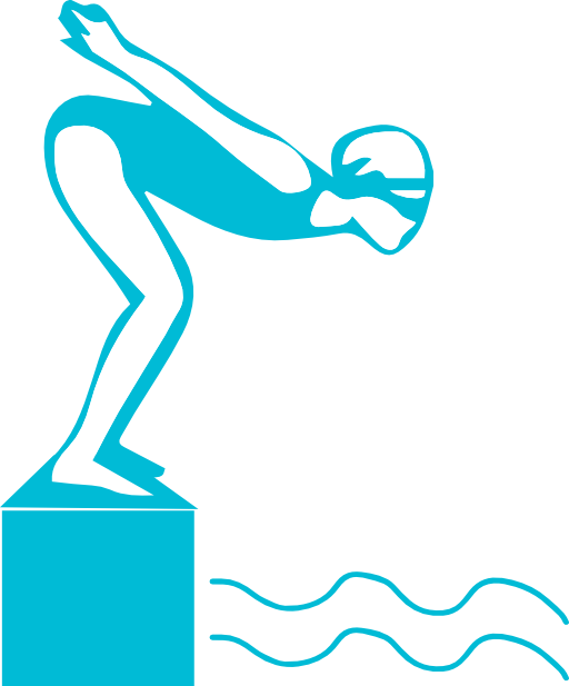 collection of competitive. Diving clipart swimming carnival clip transparent stock