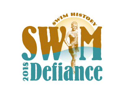 Defiance open water at. Swim drawing swimming race freeuse