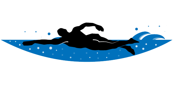 Swimming transparent clip art. Free png images download
