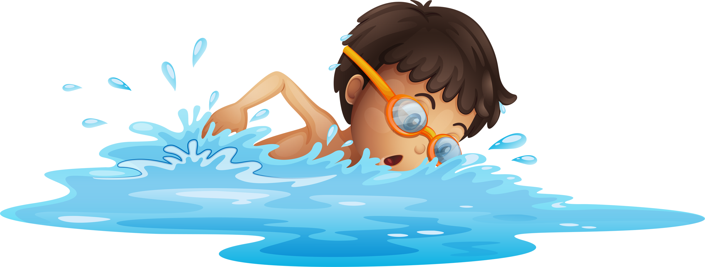 Swimming clipart png. Clip art images pic