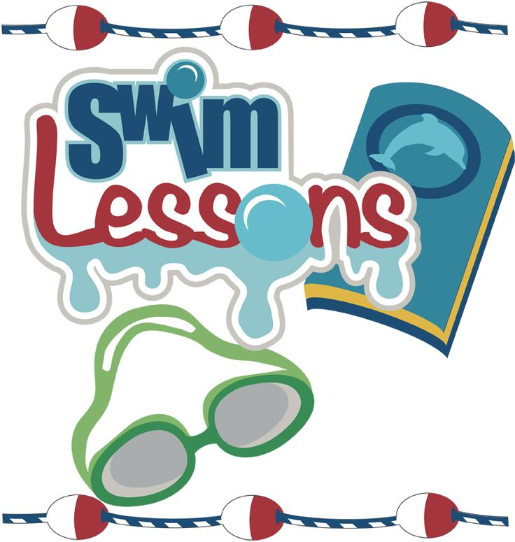 Swimming clipart scrapbook. Best pool layouts