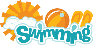 Swimming clipart scrapbook. Svg title cuttable files