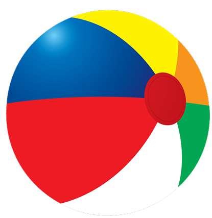 Swimming pool ball png. Image mart