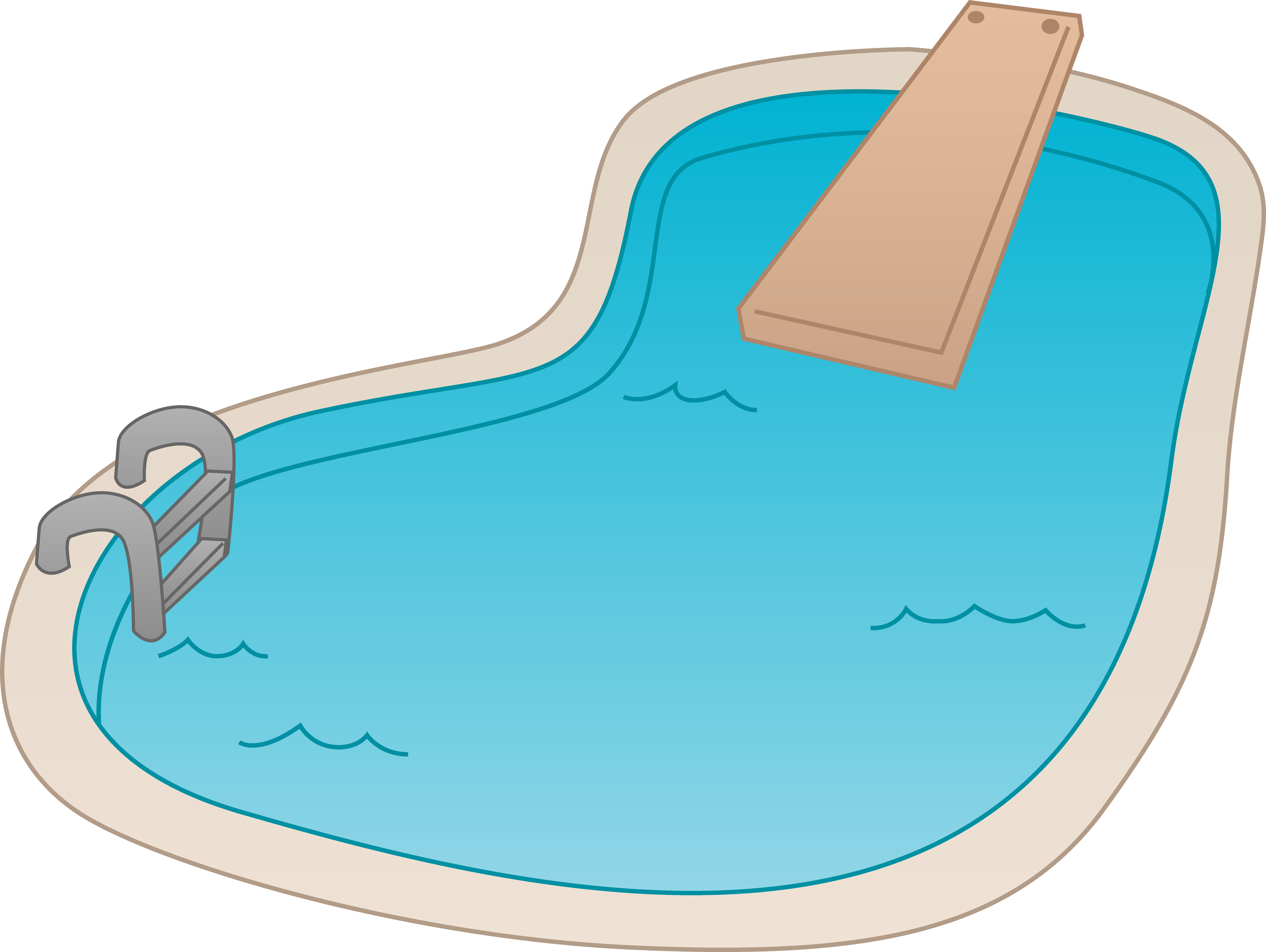 Swimming pool clipart png. Collection of images