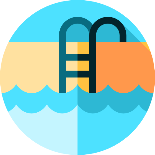 Swimming pool icon png. Page svg