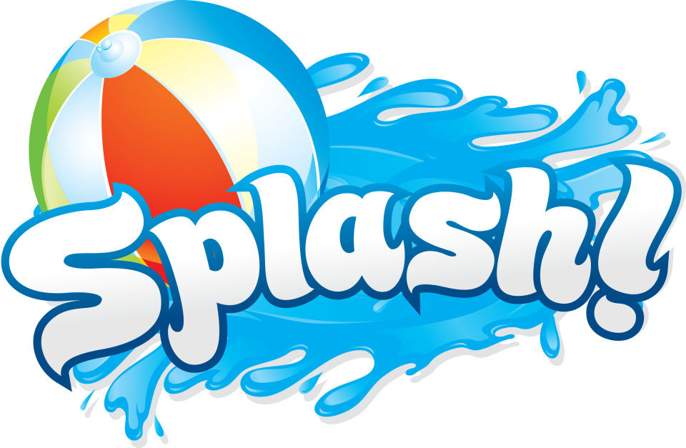 Swimming pool slides png. Water slide clipart at