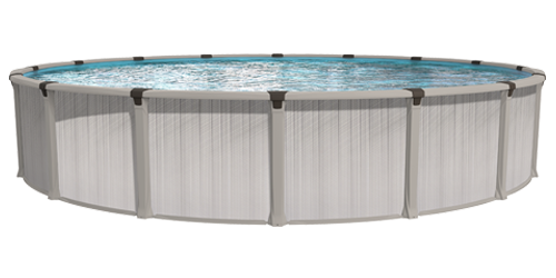 Swimming transparent athena. Aqualeader cachet