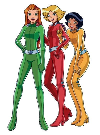 swimsuit drawing totally spies