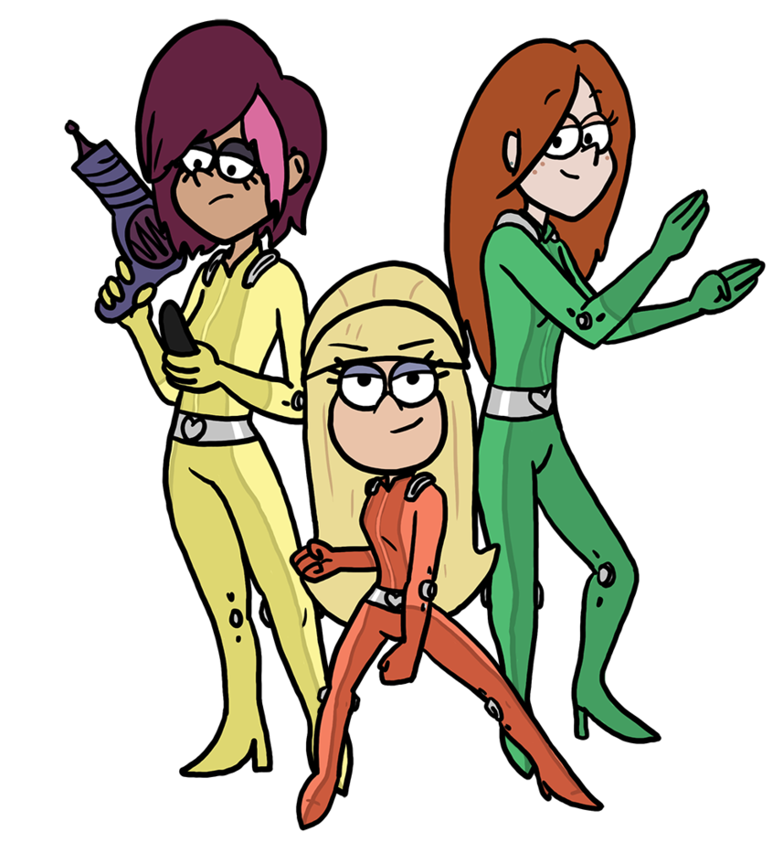 Swimsuit drawing totally spies. Gravity falls by the