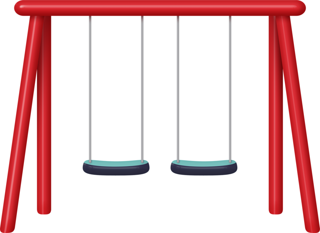 Swing clipart school playground. Kaagard parks and recreation