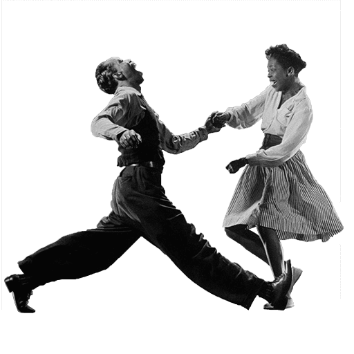 Swing dance png. Cropped psds icon perth