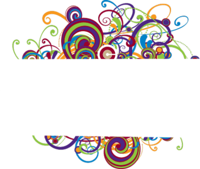 Colorful border png. Free swirl download clip