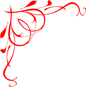 red swirls png