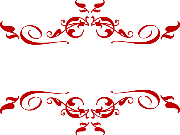 Swirl vector png. Clipart red clip art