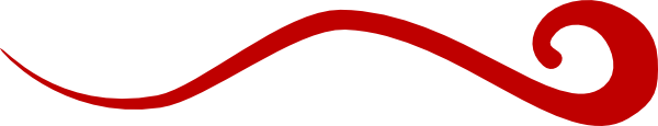 Swooshes vector red. Swoosh clip art at