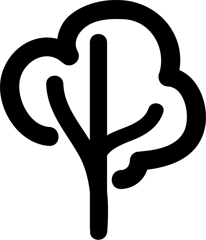 Swoosh svg outline. Tree gross png icon