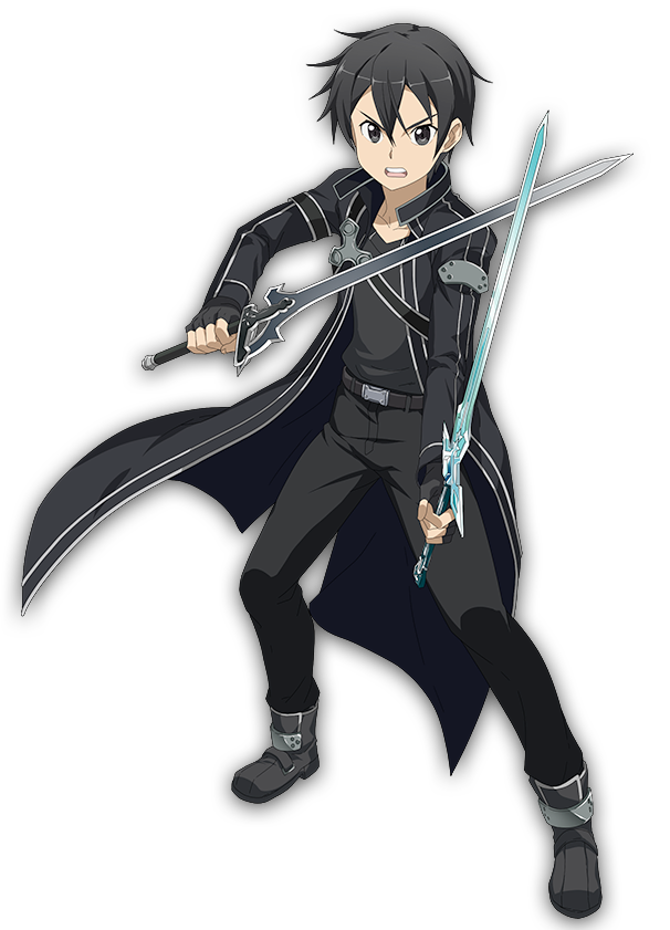 Sword art online png. Memory defrag player section