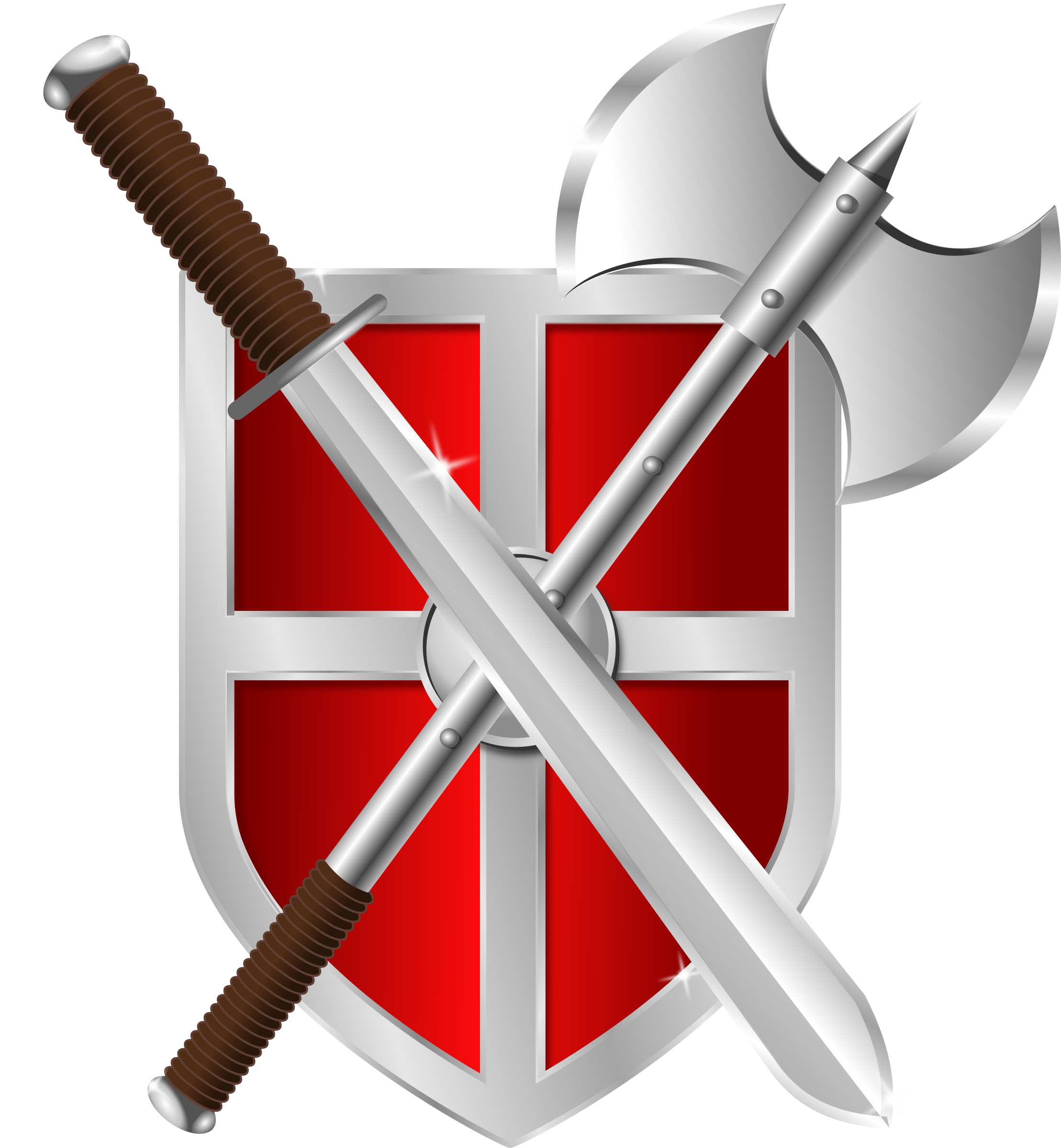 Swords and shield png. File sword battleaxe wikimedia